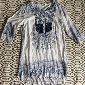 Lightweight India Tunic/Dress